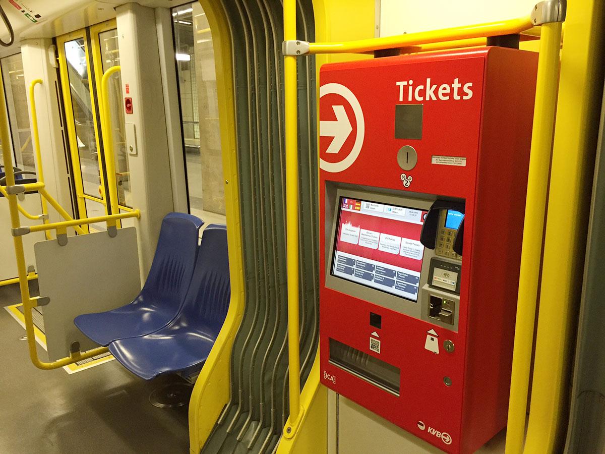 neuer mobiler Ticketautomat