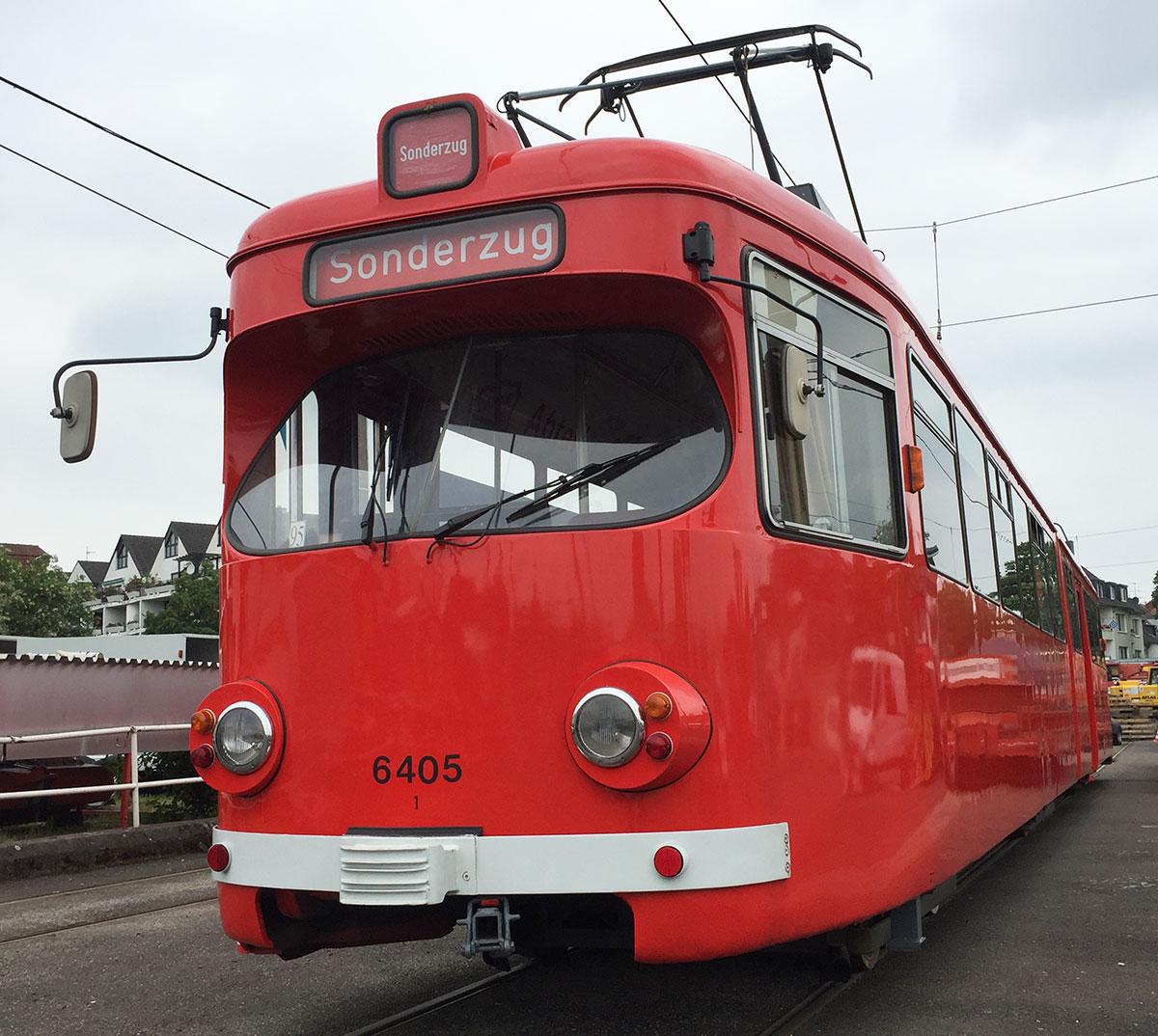 KVB-Gleisschleifbahn