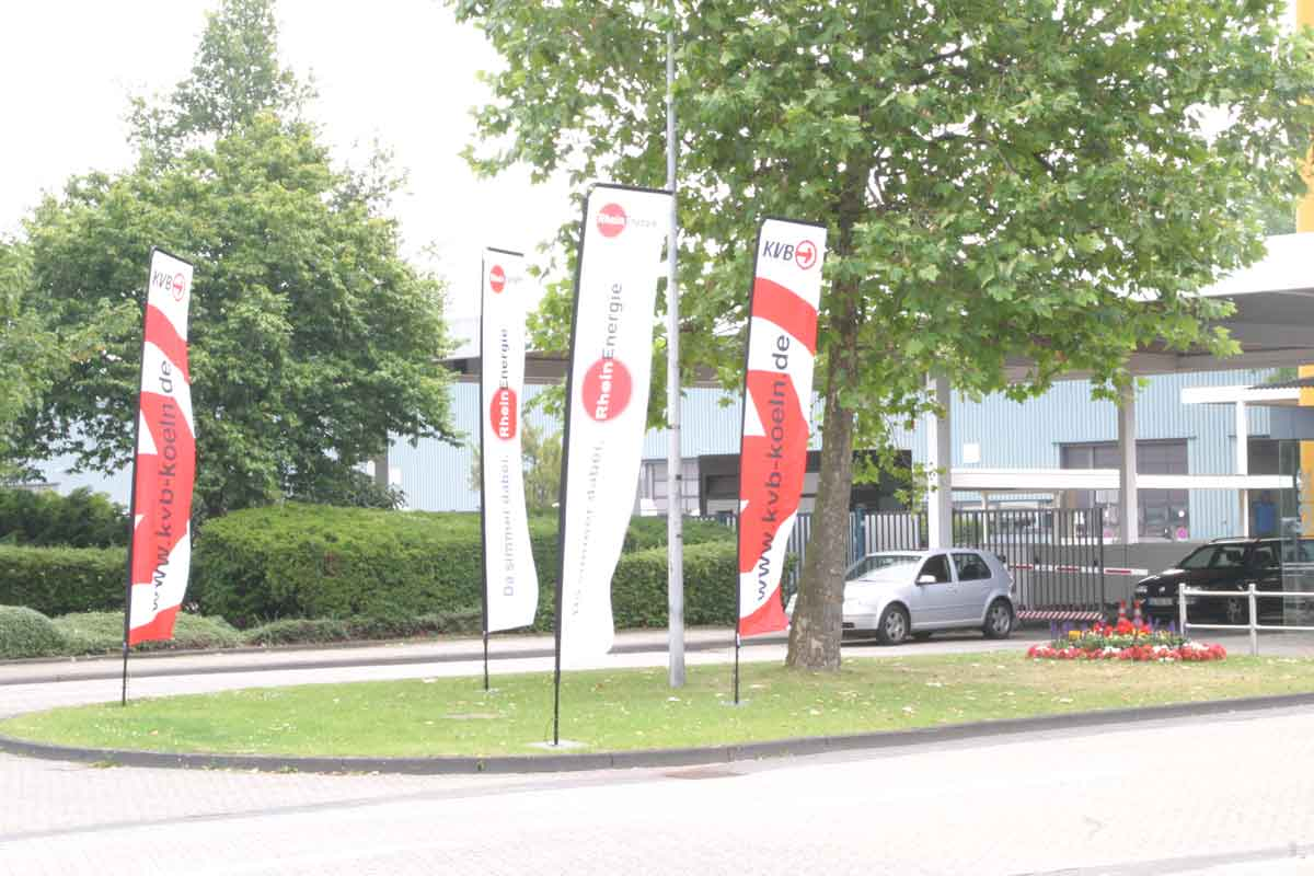 Die KVB betreibt zusammen mit der RheinEnergie ein gemeinsames Ausbildungszentrum. Für alle neuen Auszubildenden fand hier der erste Tag statt. Viele Auszubildende werden aber auch im Laufe ihrer Ausbildung viel Zeit dort verbringen.