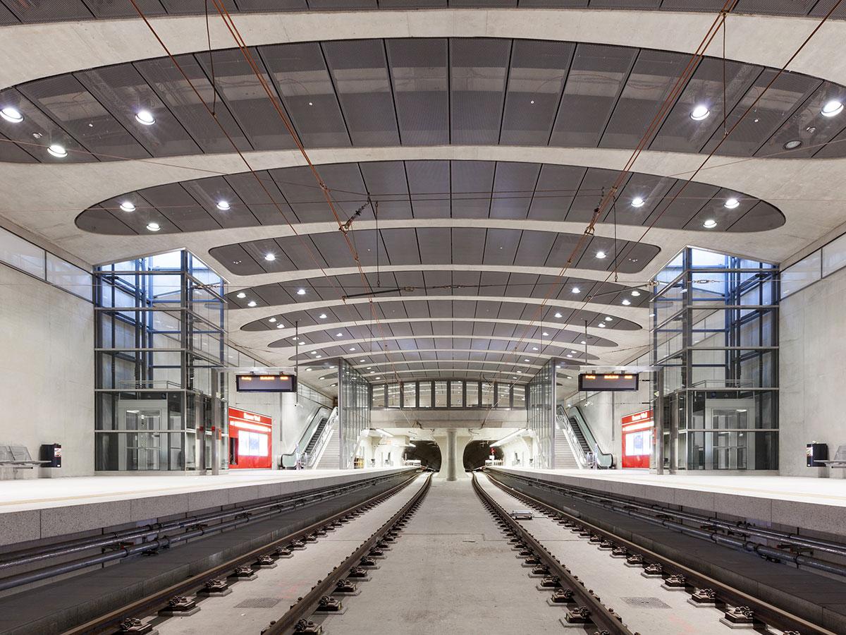 Ein neuer Tunnel für Köln: Wenn der Nord-Süd-Stadtbahntunnel endlich komplett in Betrieb genommen werden kann, wird die Linie 16 dort fahren und den Neumarkttunnel entlasten.