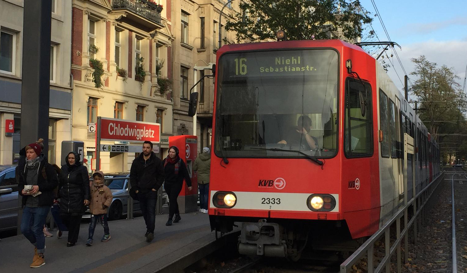 Köln Linie 16
