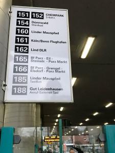 """</td> <p>Die Linie 151 ist eng mit vielen weiteren Bus-Linien verknüpft, ein Umstieg im Netz ist somit sehr einfach. Mit der Linie 152, die den fast exakt gleichen Verlauf hat, besitzt sie sogar einen """"Zwilling"""""""