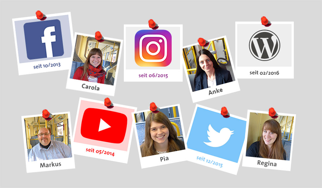 KVB Social media team