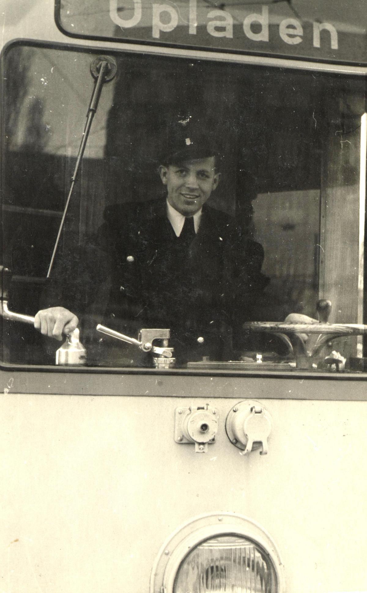 Joachim Pietschmann als Bahnfahrer