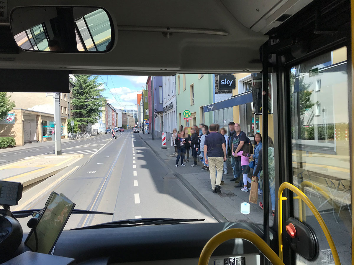 Ersatzbusverkehr