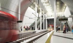 Visualisierung_Innenraum U-Bahn-Haltestelle