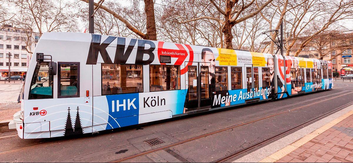 Ausbildungsbahn am Neumarkt, Fotograf: Christoph Seelbach