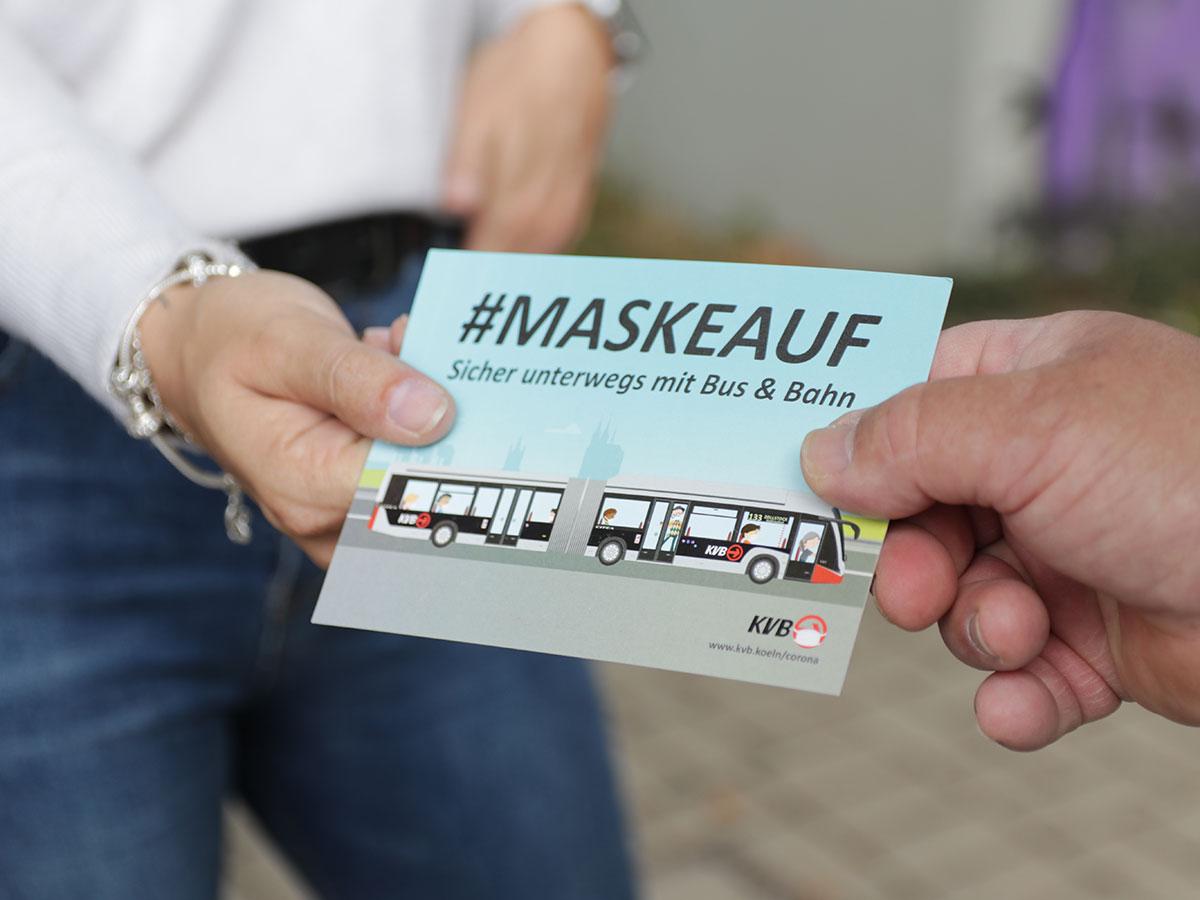Maskenpflicht #maskeauf