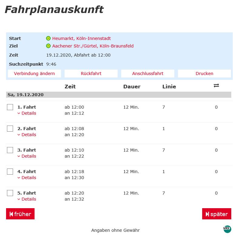KVB_Fahrplanauskunft_VOE